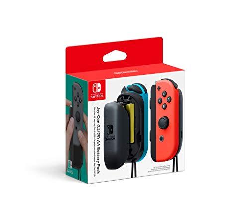 Joy-Con AA-Batteriezubehör 2er Set für Nintendo Switch [Prime]