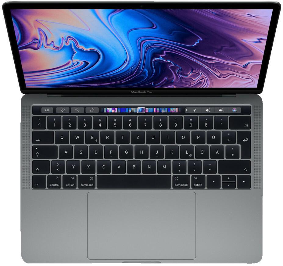MacBook Pro unbenutzte Neuware in geöffneter OVP
