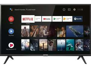 TCL 32ES565 LED TV (Flat, 32 Zoll / 80 cm, HD-ready, SMART TV, Android TV)