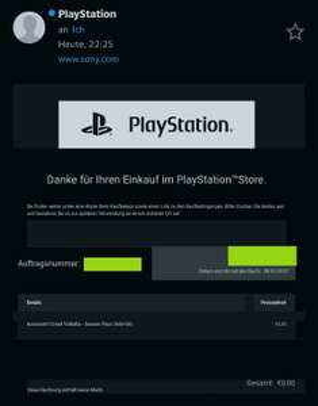 Assassin's Creed Valhalla Season Pass (PS4)