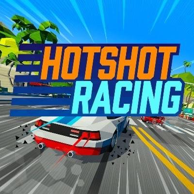 Hotshot Racing für Nintendo Switch im eShop (MEX: 5,54€ / RU: 5,72€ / DE: 6,79€)