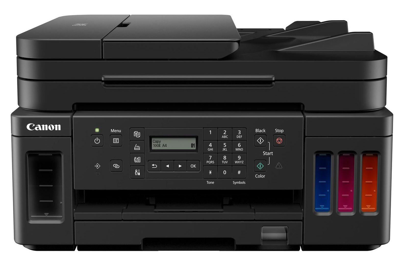 [Drucker.de] Canon PIXMA G7050 Multifunktionsdrucker refillable