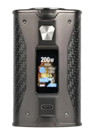 YiHi SXmini X Class 200W Auto-Squonk Akkuträger High End E-Zigarette Schnapper