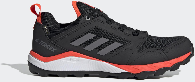 Adidas TERREX Agravic TR Gore-Tex (core black/grey four/solar red)