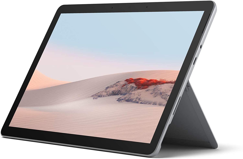 "Microsoft Surface Go 2 Pentium 10,5"" 8GB WiFi (128GB SSD, Intel Pentium Gold 4425Y, Intel HD Graphics 615, USB-C, DisplayPort, NFC, Klinke)"
