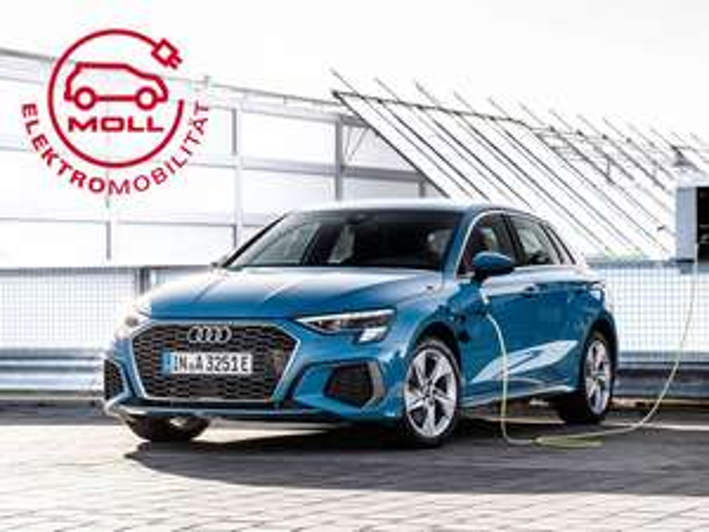 Audi A3 Sportback 40TFSI e HYBRID im Gewerbeleasing für 99,-€/mtl.* solange der Vorrat reicht