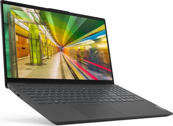 """Lenovo IdeaPad 5 (15.6"""" FHD IPS, 300cd/m², Ryzen 5 5500U, 16GB RAM, 512GB SSD, bel. Tastatur, USB DP+PD, kein OS)"""