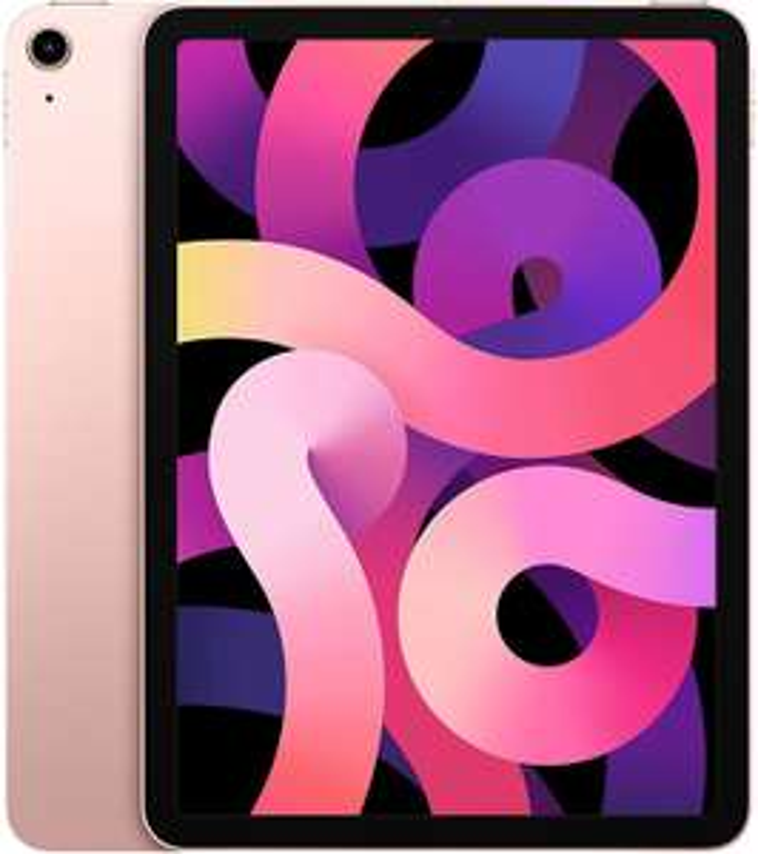 "Apple iPad Air 2020 (10,9"", WiFi, 64 GB) - Roségold (4. Generation)"