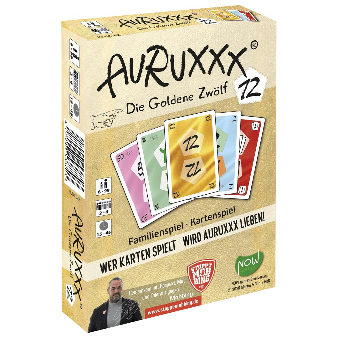 [Kartenspiel] AURUXXX - Die Goldene 12