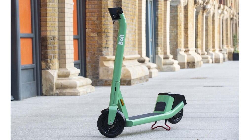 Bolt E-Scooter für 1 Cent pro Minute