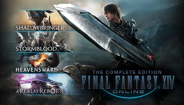 Final Fantasy XIV Online Complete Edition (PC) für 14,40€ (Greenmangaming)