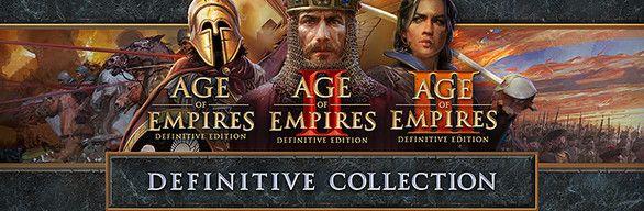 Gamesplanet   Age of Empires Definitive Collection Digital (AoE + AoE II + AoE III) PC Steam key + Northgard (PC) kostenlos dazu