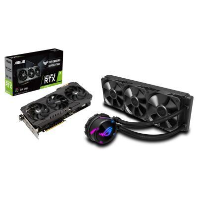 ASUS TUF GeForce RTX 3070 Ti inkl. ASUS ROG Strix LC 360 CPU-Wasserkühlung