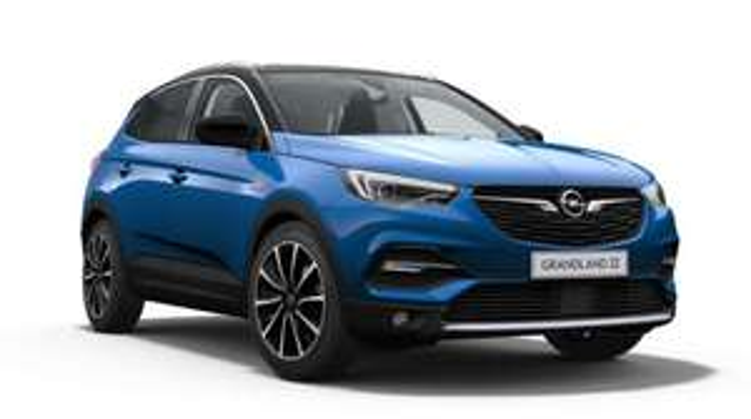 [Gewerbeleasing] Opel Grandland X Ultimate (130 PS) für mtl. 71,43€ inkl. W&V +836€ ÜF (eff. mtl. 106,27 €), LF 0,23, GF 0,34, 24 Monate