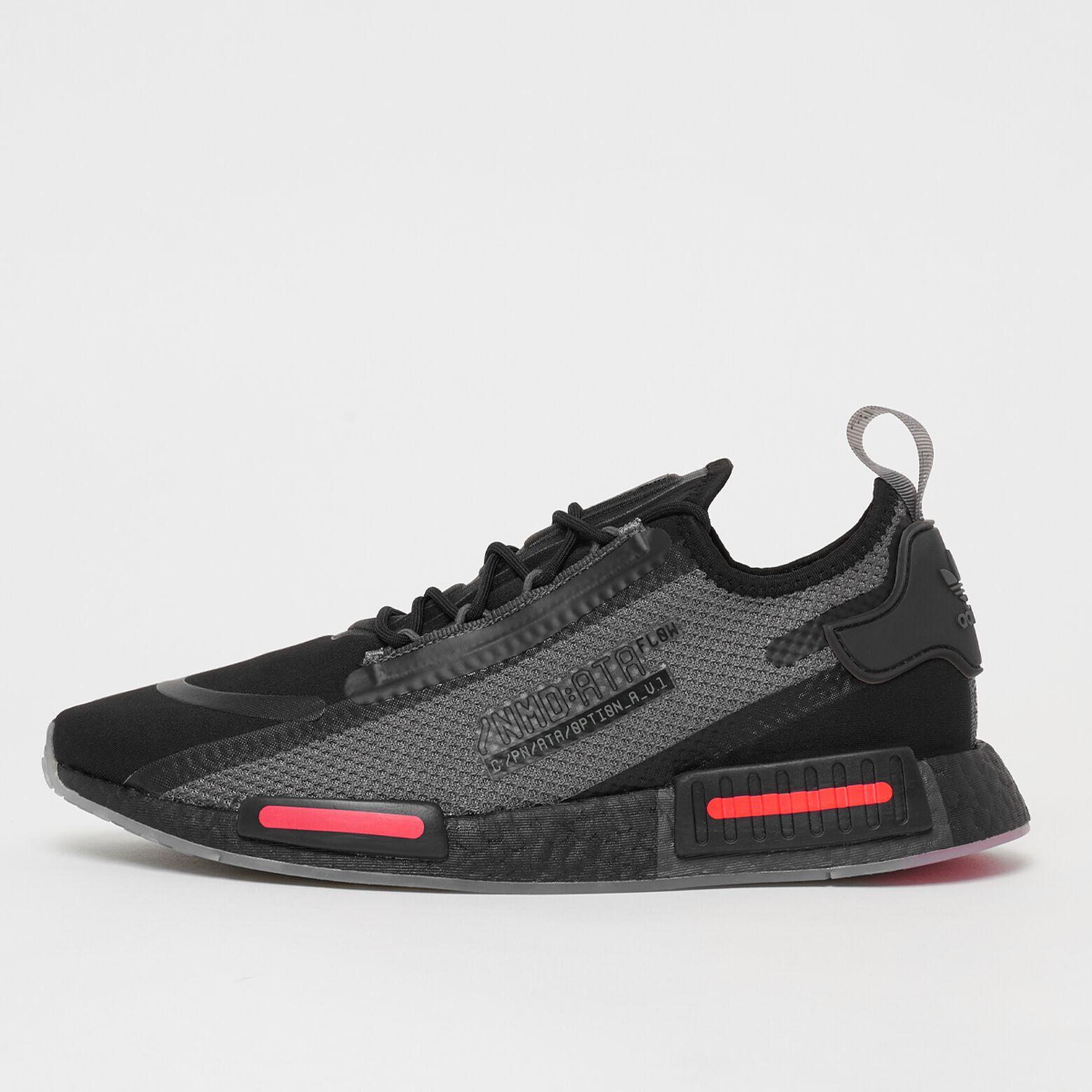 ADIDAS ORIGINALS NMD_R1 SPECTOO Sneaker black/grey five/solar red Gr.40-41