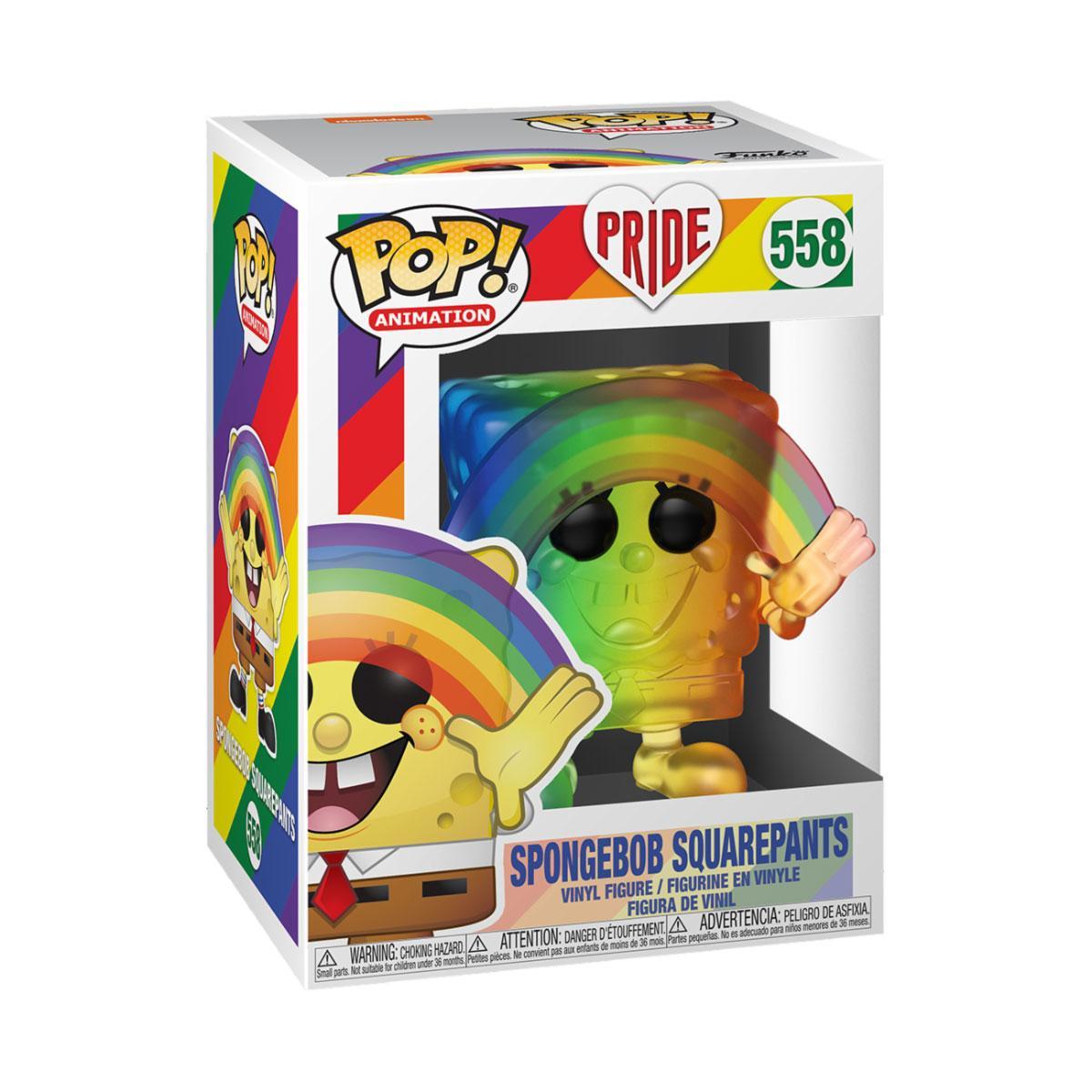 POP Animation: Spongebob Pride