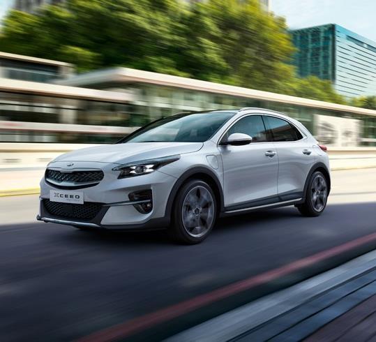 Privatleasing: Kia XCeed Hybrid (Bafa) / 141PS für 119€ (eff 147€) monatlich - LF: 0,33