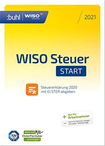 [Amazon] WISO Steuer-Start 2021 (für Steuerjahr 2020) DL-Code
