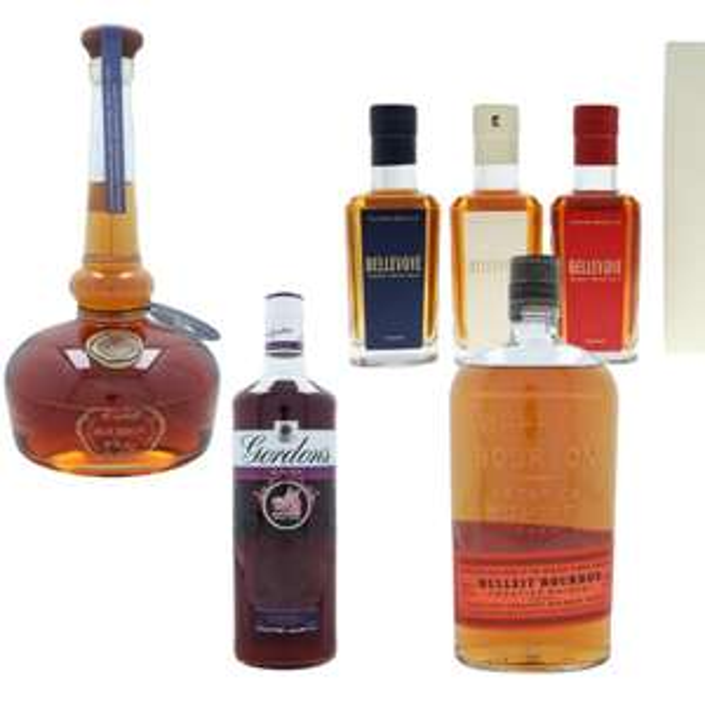 Wochenende Deals: Bellevoye whisky, Bulleit bourbon, Willet pot still reserve & Gordon's sloe gin @ Topdrinks