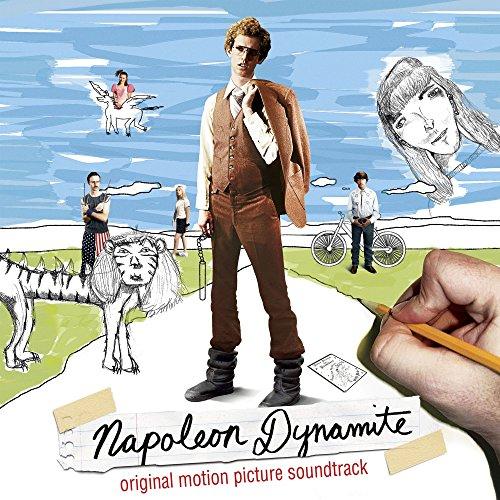 Napoleon Dynamite OST [Vinyl | Doppel-LP | Reissue] Limited Edition für 15,63€ [Amazon Prime]