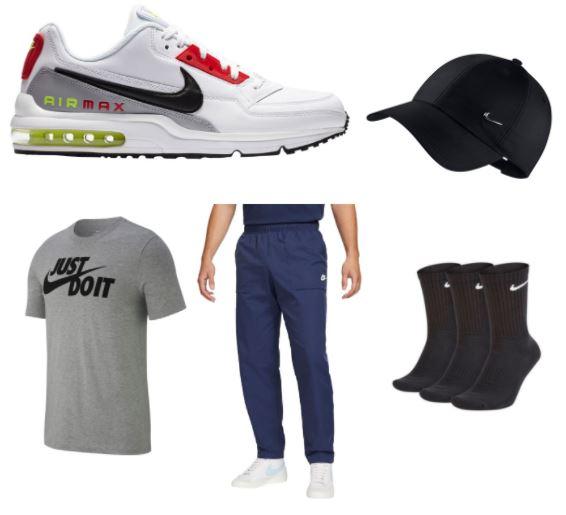 [Galeria] Ab 5 Produkten 30% extra zB: Nike Air Max Ltd 3 + Shirt + Cap + Jogginghosen + Socken