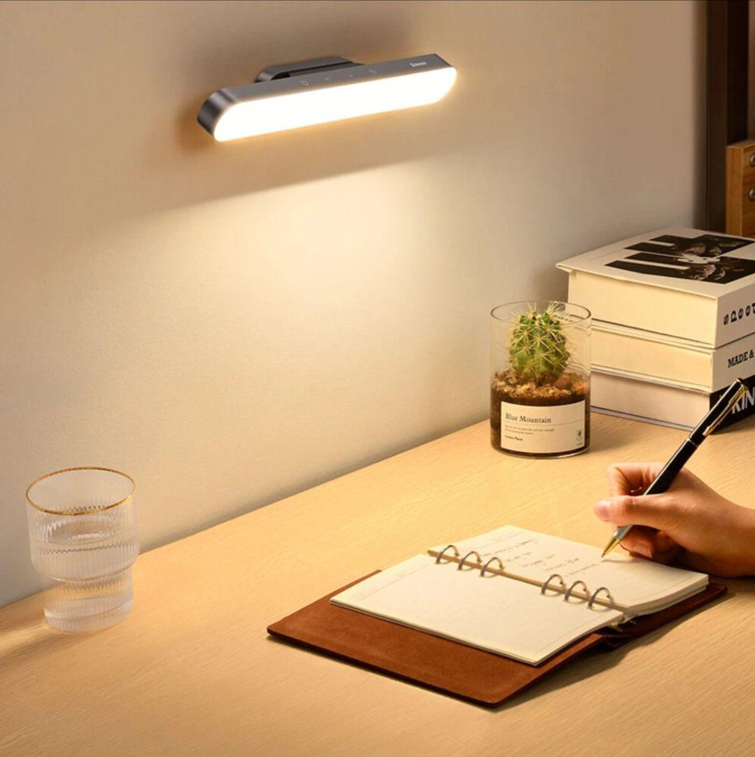 [Banggood] Baseus magnetische kabellose LED Tischlampe, Leselicht,