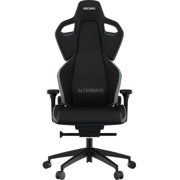 RECARO Exo, Gaming-Stuhl (schwarz/grau, Iron Grey)