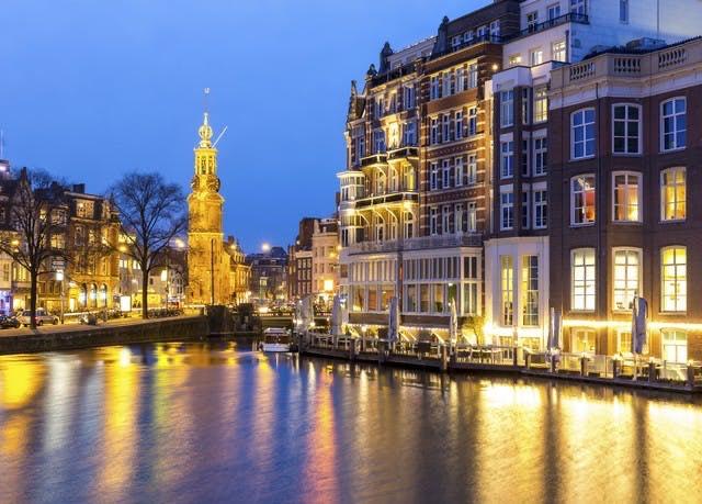 2 Personen Amsterdam inkl. All In 4* Jugendstilhotel