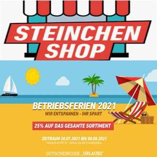 [Klemmbausteine] 25% Rabatt @ steinchenshop.de