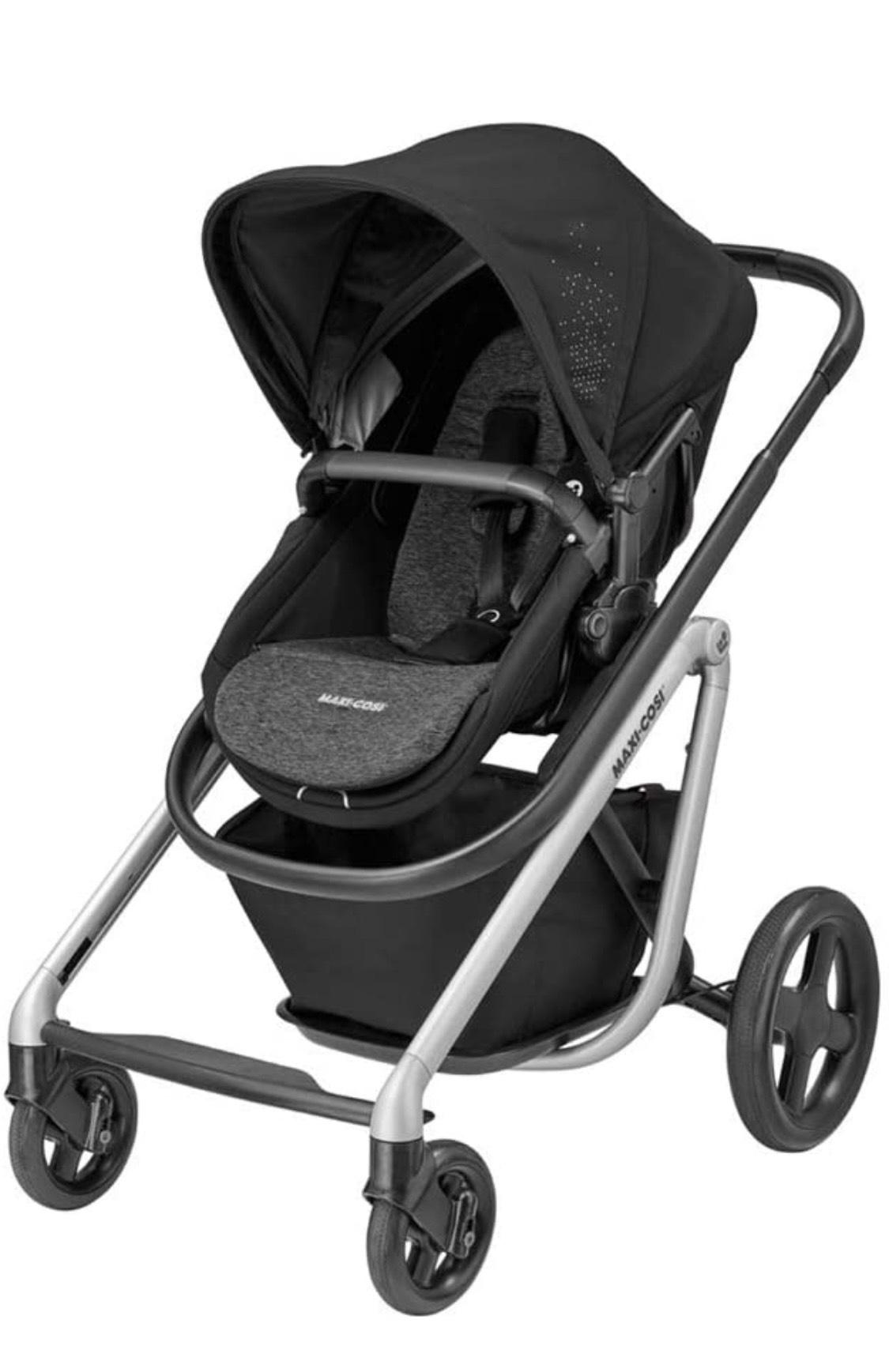 Maxi-Cosi Lila Kinderwagen - Nomad black