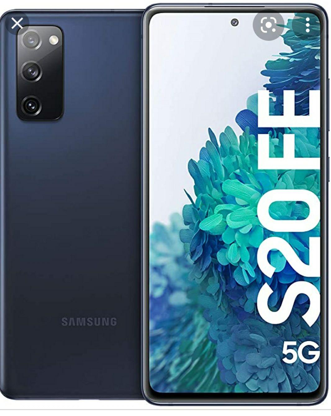 Samsung Galaxy S20 FE 5G 128 GB Cloud Navy (differenzbesteuert)