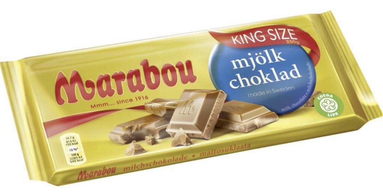 Marabou Milchschokolade