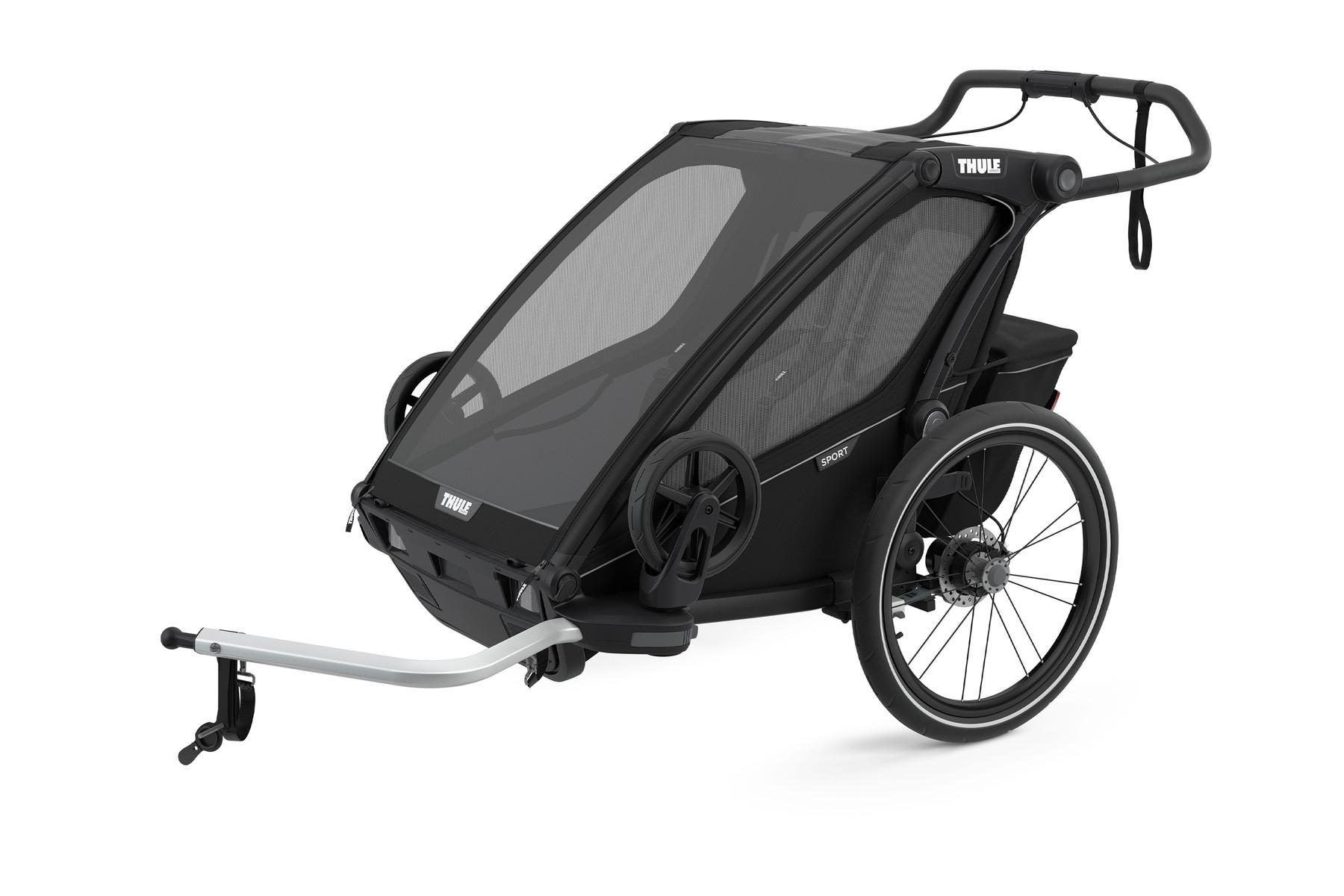 Thule Chariot Sport 2 Midnight Black (2021)