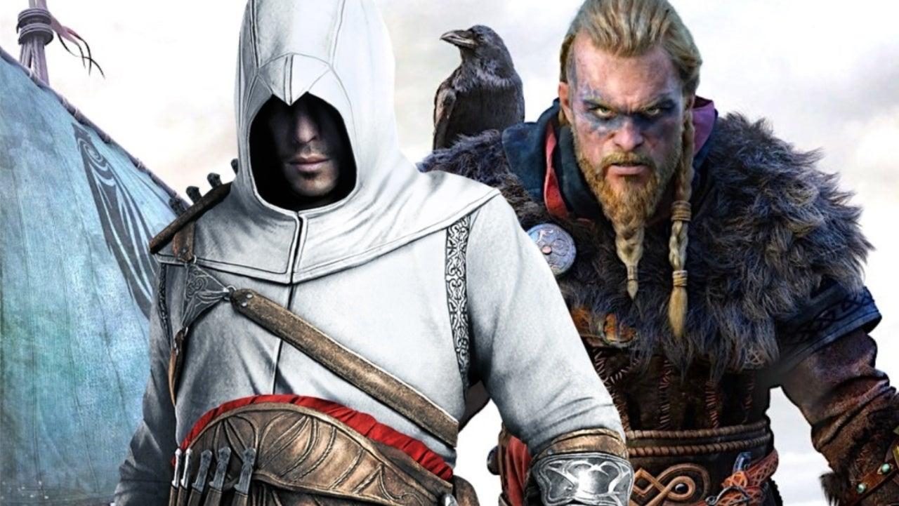 Kostenlose Belohnung : Altaïr Outfit für Assassin's Creed Valhalla (PC & Konsolen)