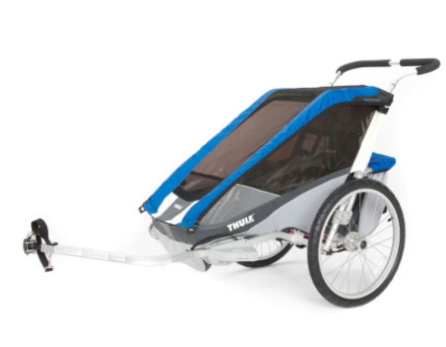 Kinderfahrradanhänger Thule Chariot Cougar 2 Blue