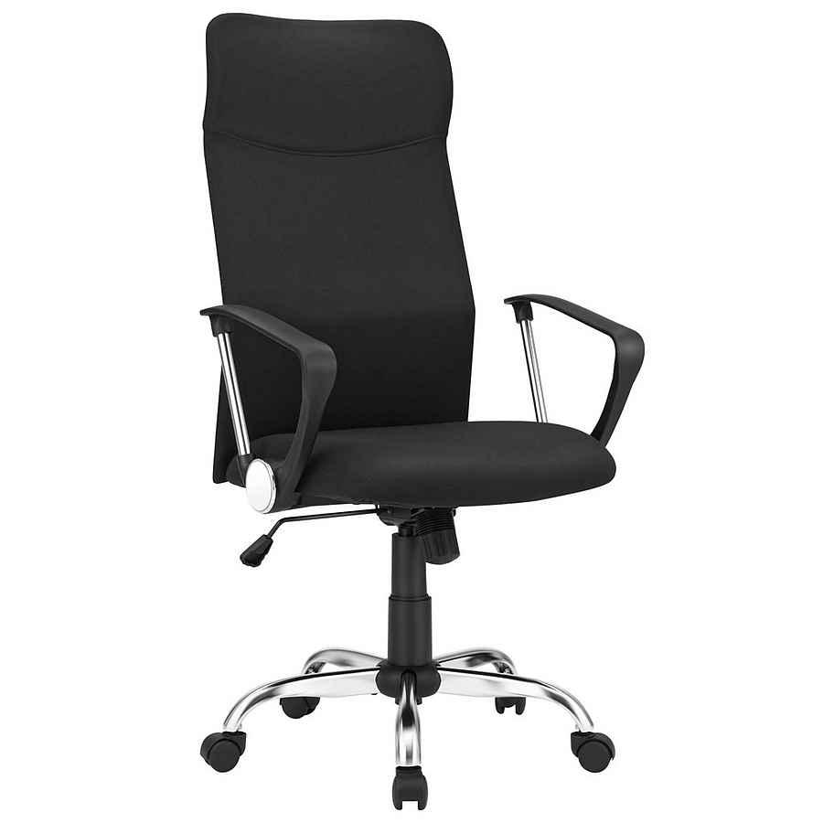 SONGMICS Bürodrehstuhl »OBN034G01 OBN034B01« ergonomischer Schreibtischstuhl in schwarz oder grau