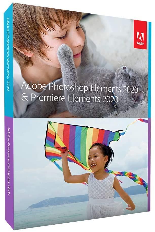 Adobe Photoshop & Premiere Elements 2020 (DVD)