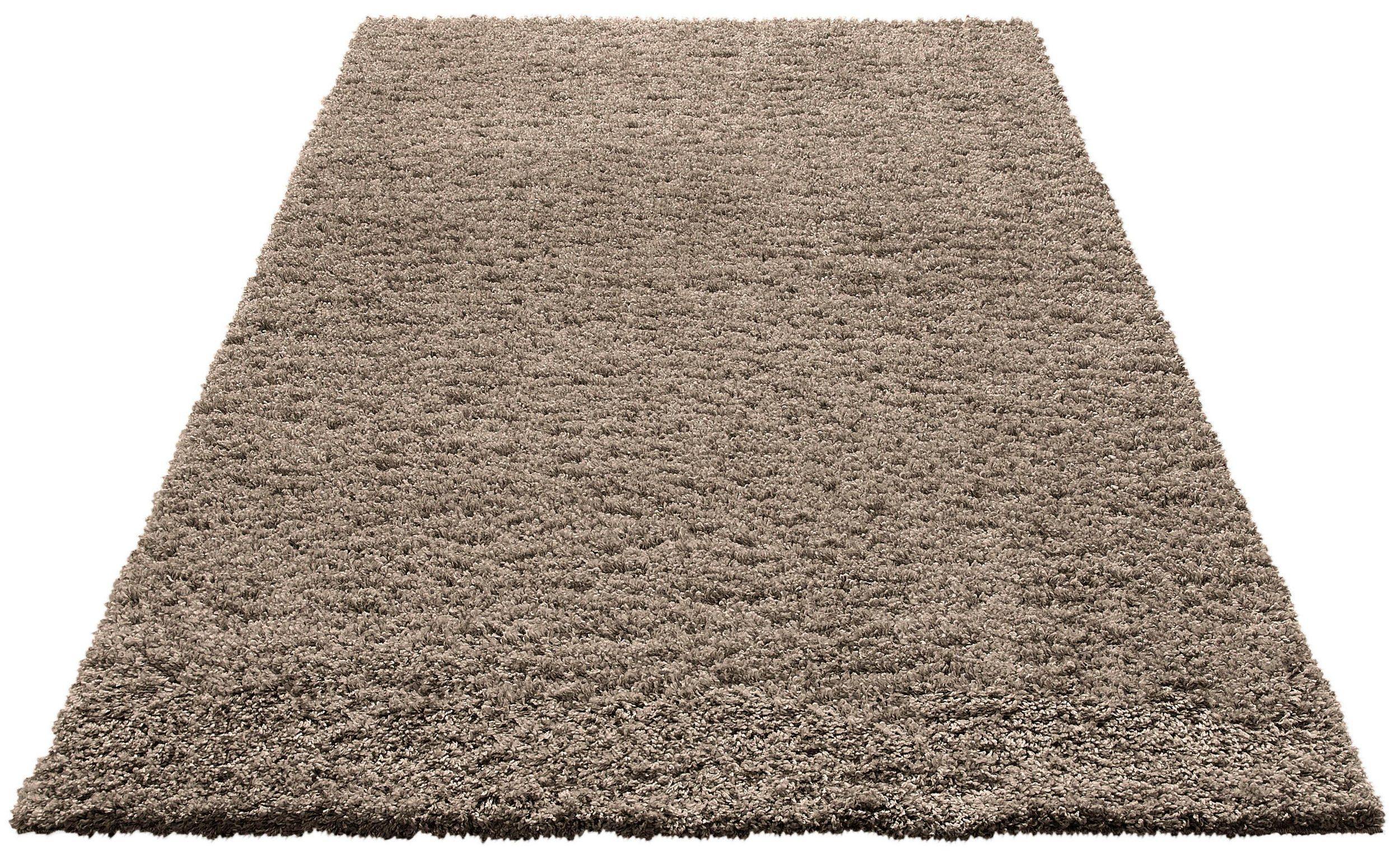 [Otto - 20% auf Teppiche - Sammeldeal] z.B. Hochflor-Teppich »Viva«, Home affaire 90x60x4,5 (viele weitere Varianten)