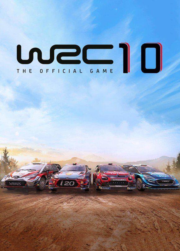 Coolshop.de | WRC 10 (Englisch) PlayStation 5 / Xbox Series X/S / Nintendo Switch [Vorbestellung]