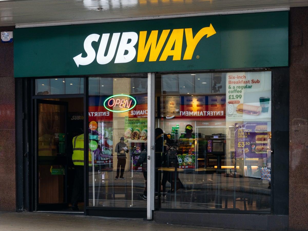 2€ Cashback auf jede SubWay (Click&Eats) Bestellung (ab 2,99€ MBW) - z.B. Sub des Tages für nur 0,99€