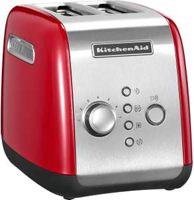 KitchenAid Deals: z.B. roter Toaster 5KMT221EER - 69,99€ | Stabmixer 5KHB2570HESD - 69,99€ | Handmixer 5KHM9212EER - 84,99€