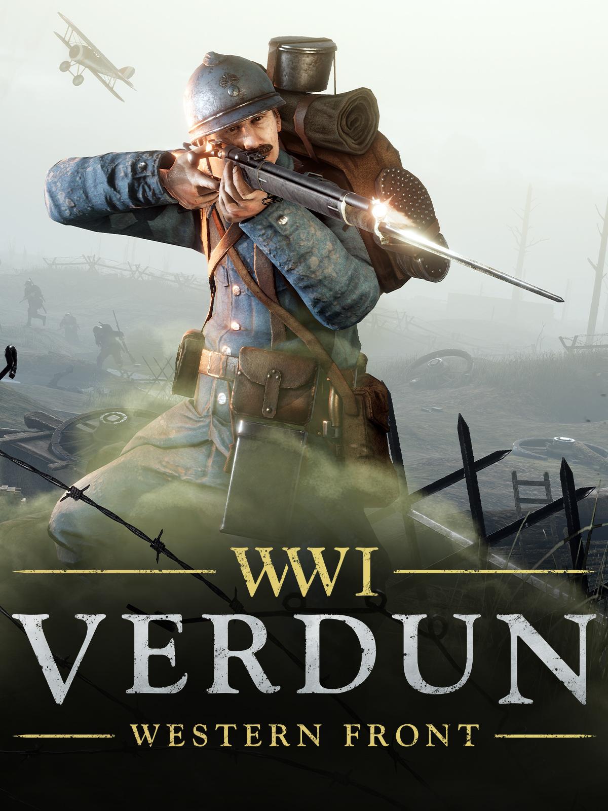 Verdun und Defense Grid: The Awakening kostenlos im Epic Games Store (ab 22.7.)