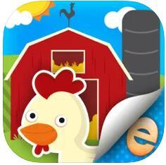 [app store] Lily's Farm Animal Stickers Premium
