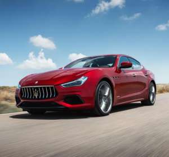 Privatleasing: Maserati Ghibli GranSport FENICE / 2.0 - 330PS für 783€ monatlich - LF:0,63