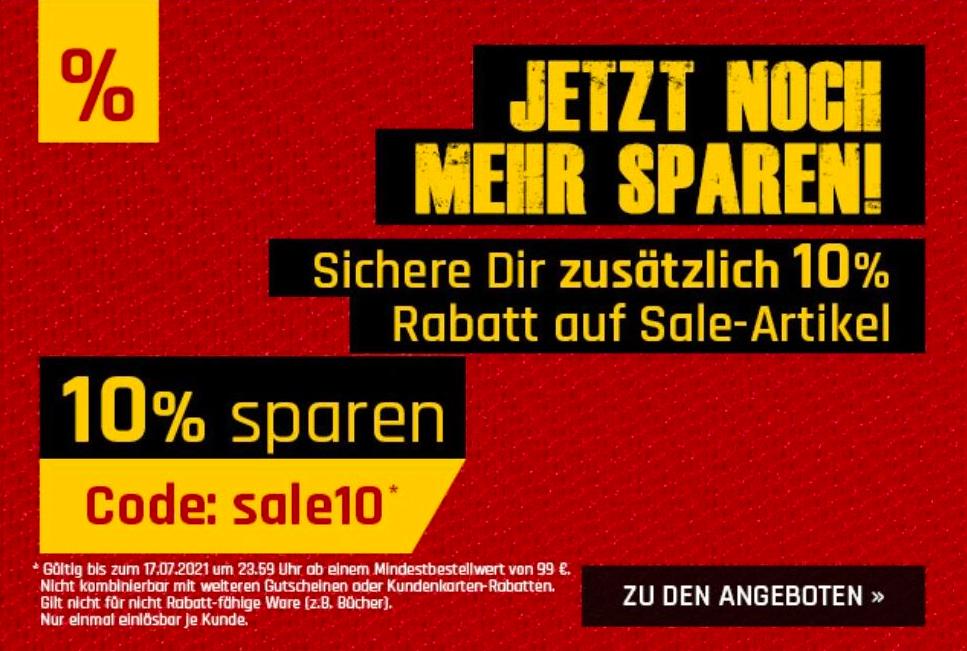 ASMC 10% Rabatt auf Sale-Artikel (MBW 99€)