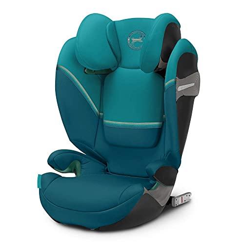 CYBEX Gold Kinder-Autositz Solution S i-Fix River blue (129,21 € über Baby-Wunschliste möglich)