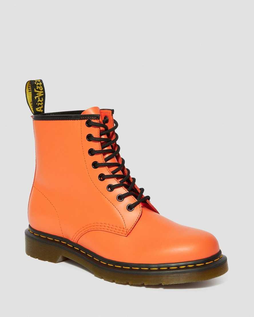 Dr Martens - 10% auf Sale on Top - z.B. 1460 Smooth Orange für 67,50€ @ Dr Martens