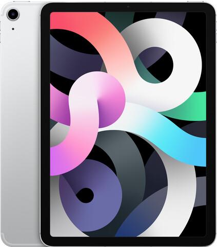 Apple iPad Air 2020 64GB WiFi + Cellular 4G LTE silber für 617,44€ inkl. Versandkosten