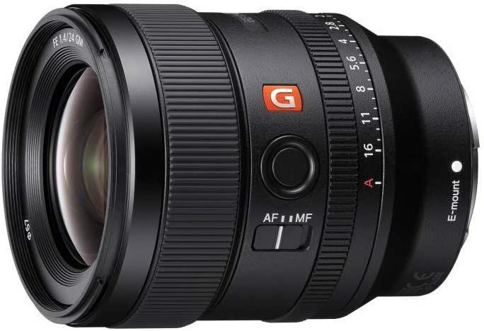 Sony FE 24mm 1.4 GM Objektiv (Amazon.fr)