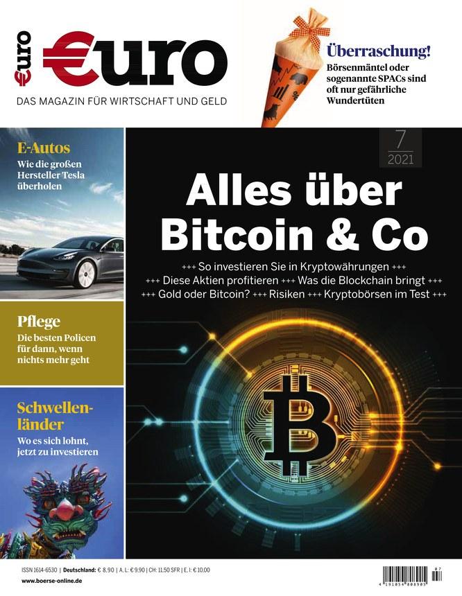 Euro Finanzen Abo (12 Ausgaben) für 101,80€ mit 100€ BestChoice-Gutschein (Kein Werber nötig)